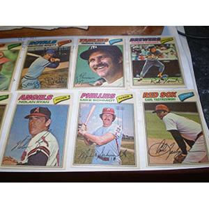 Baseball Complete Sets