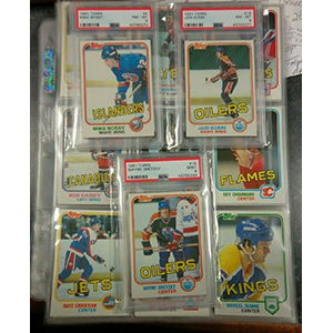 Hockey Complete Sets
