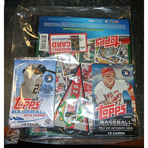 Baseball Wax Box Specials