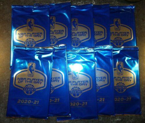 Basketball Wax Box Specials