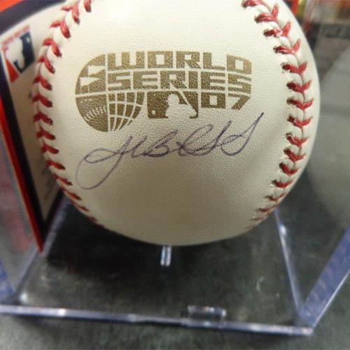 MLB Autographs / Memorabilia