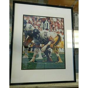 NFL Autographs / Memorabilia